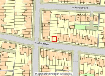 Thumbnail Property for sale in Land To The Rear Of, 50 Raynham Avenue, Edmonton, London