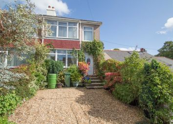 Thumbnail 3 bed semi-detached house for sale in Lansdowne Road, Crownhill, Plymouth