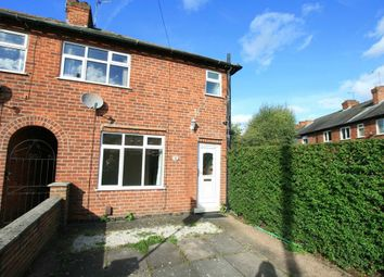 Thumbnail 3 bed end terrace house to rent in York Avenue, Beeston, Nottingham
