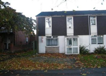 Thumbnail 3 bedroom end terrace house for sale in Gladstone Street, Wednesbury, West Midlands