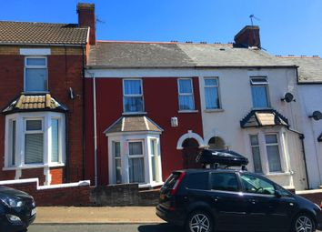 Thumbnail 3 bed property to rent in Trinity Street, Barry