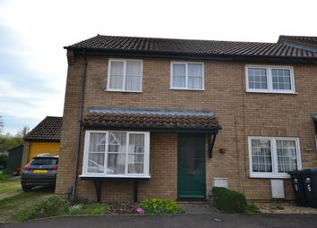 Thumbnail 3 bedroom semi-detached house to rent in Osier Close, Ely