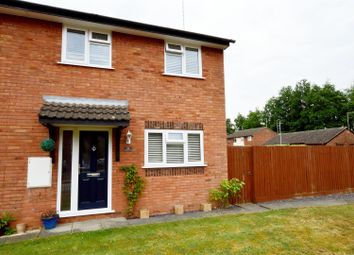 Thumbnail 3 bed semi-detached house for sale in Partridge Grove, Werrington, Peterborough
