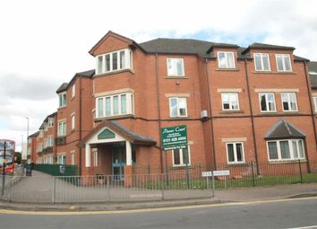 Thumbnail 2 bed flat for sale in Pinner Court, High Street, Harborne