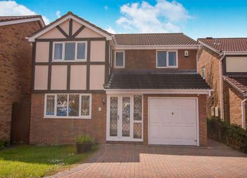 Thumbnail 4 bed detached house to rent in New Road, Stoke Gifford, Bristol