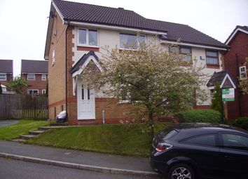 Thumbnail 3 bed semi-detached house to rent in Haweswater Crescent, Unsworth, Bury