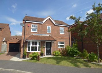 Thumbnail 4 bed property for sale in Birchwood View, Gainsborough
