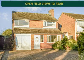 3 bed detached house for sale in Tilton Drive, Oadby, Leicester LE2