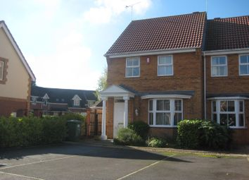 Thumbnail 3 bed property to rent in Walkers Way, Kenilworth
