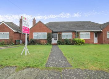 Thumbnail 2 bed semi-detached bungalow for sale in Sandringham Close, Hoylake, Wirral