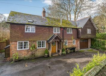 Thumbnail 5 bed detached house for sale in Stockbridge Road, Winchester, Hampshire
