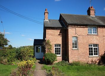 Thumbnail 3 bed semi-detached house to rent in St. Neots Road, Dry Drayton, Cambridge