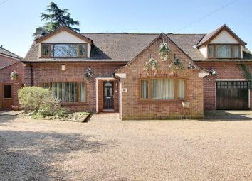 Thumbnail 5 bed detached house for sale in Low Road, Hellesdon, Norwich