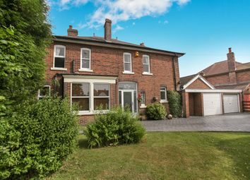 Thumbnail 4 bed detached house for sale in Heanor Road, Smalley, Derby