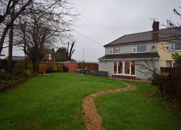 Thumbnail 3 bed semi-detached house for sale in 1 Heol Tredwr, Bridgend