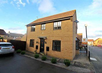 Thumbnail 3 bed detached house to rent in Abbottsbury, Westcroft, Milton Keynes
