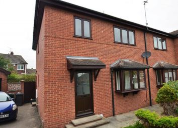 Thumbnail 1 bed semi-detached house for sale in Allendale Gardens, Sprotbrough, Doncaster