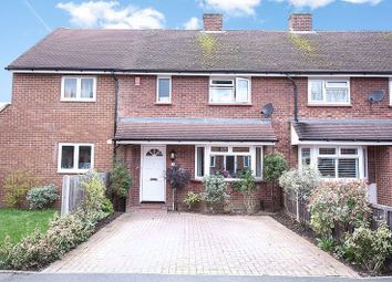 Thumbnail 3 bedroom terraced house to rent in Cowley Crescent, Hersham, Walton-On-Thames