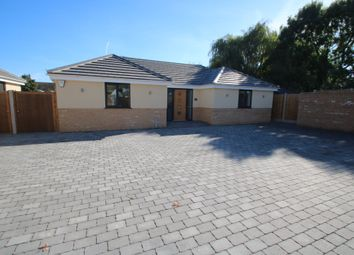 Thumbnail 3 bed detached bungalow for sale in Plumberow Avenue, Hockley
