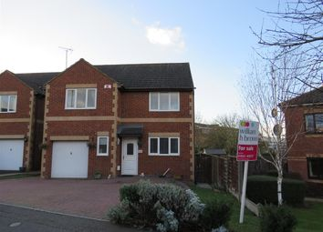 Thumbnail 4 bedroom detached house for sale in Melloway Road, Rushden