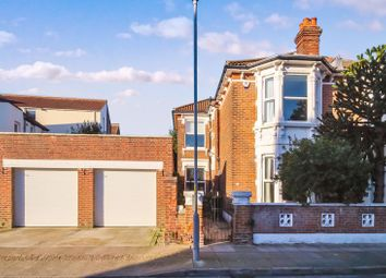 Thumbnail 3 bedroom end terrace house for sale in Festing Grove, Southsea