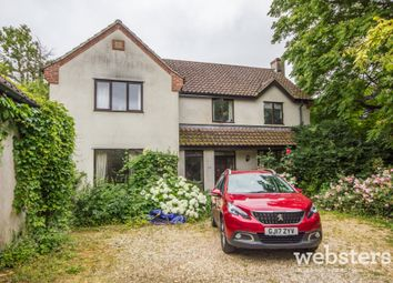 Thumbnail 4 bed detached house for sale in Church Lane, Eaton, Norwich