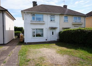 Thumbnail 3 bed semi-detached house for sale in Markland, Eyres Monsell