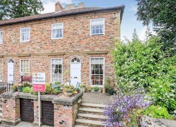 Thumbnail 2 bed end terrace house for sale in Church Street, Goldsborough, Knaresborough