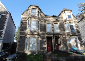 Thumbnail 2 bed flat to rent in Richmond Road., Cardiff