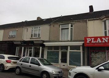 Thumbnail Retail premises to let in Ground Floor, 136 Port Tennant Road, Swansea