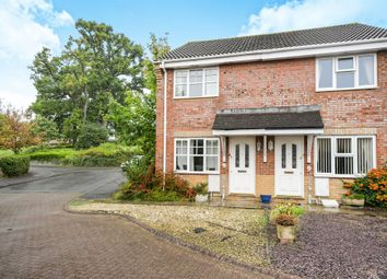 Thumbnail 2 bed semi-detached house for sale in Saxby Road, Chippenham