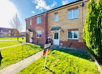 2 bed terraced house for sale in Honeysuckle Way, Spalding PE11