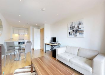 Thumbnail 1 bed flat for sale in Aegean Court, 20 Seven Sea Gardens, London