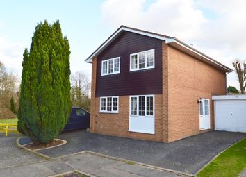 Thumbnail 4 bed detached house for sale in Lingfield Drive, Pound Hill