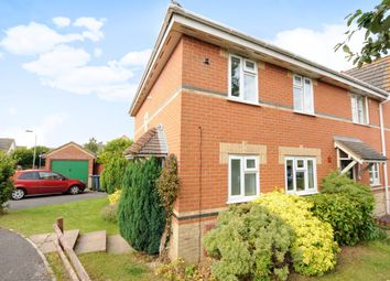 Thumbnail 3 bed end terrace house to rent in Beamont Way, Amesbury, Salisbury