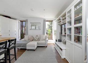 Thumbnail 1 bed flat for sale in Lyham Road, London