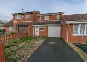 2 bed terraced house for sale in The Poppins, Leicester LE4