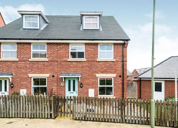 Thumbnail 3 bed property to rent in Hyde Park, Lords Way, Andover