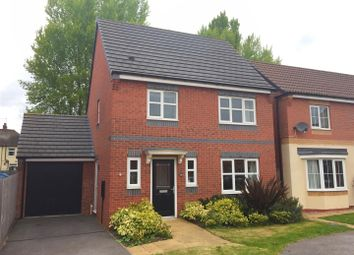 Thumbnail 3 bed detached house for sale in Panama Road, Burton-On-Trent