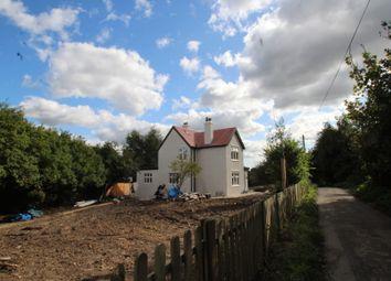 Thumbnail 3 bed detached house for sale in Scadbury Park, Chislehurst, Kent