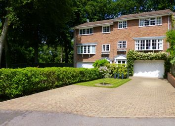 Thumbnail 4 bed terraced house for sale in Clevemede, Goring On Thames, Reading
