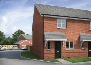 Thumbnail 2 bed end terrace house for sale in Horseshoe Crescent, Ferndown
