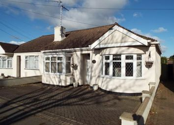 Thumbnail 2 bed bungalow for sale in Leighfields Road, Eastwood, Leigh-On-Sea