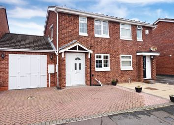 Thumbnail 2 bed semi-detached house for sale in Goldsborough, Tamworth