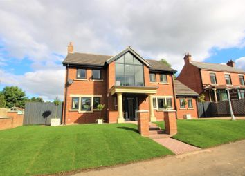 Thumbnail 4 bed detached house for sale in Durham Road, Bishop Auckland