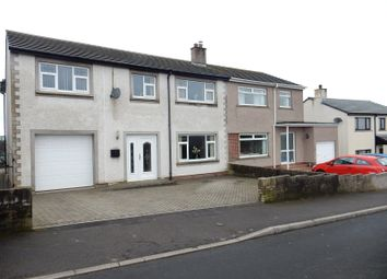 Thumbnail 5 bedroom semi-detached house for sale in Seadown Drive, High Harrington, Workington