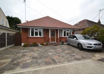 Thumbnail 2 bed bungalow for sale in Carlton Drive, Hadleigh, Benfleet