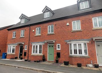 Thumbnail 4 bed town house for sale in North Croft, Atherton, Manchester