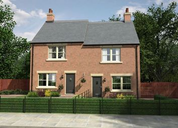 Thumbnail 2 bed terraced house for sale in Greysfield, Backworth