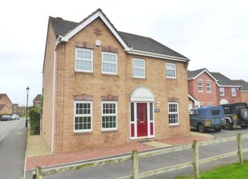 Thumbnail 4 bed detached house to rent in Forde Park, Yeovil